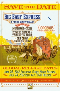 Big Easy Express - Poster / Capa / Cartaz - Oficial 2