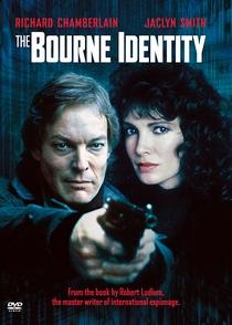 A Identidade Bourne  - Poster / Capa / Cartaz - Oficial 1