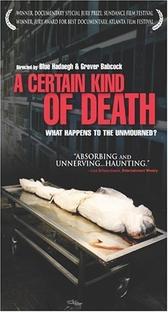 A Certain Kind of Death - Poster / Capa / Cartaz - Oficial 1