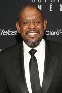 Forest Whitaker - Poster / Capa / Cartaz - Oficial 2