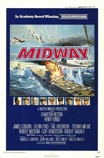 A Batalha de Midway - Poster / Capa / Cartaz - Oficial 4