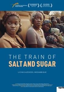 Comboio de Sal e Açúcar - Poster / Capa / Cartaz - Oficial 2