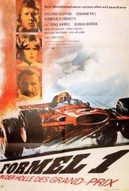Fórmula 1: No Inferno do Gran Prix - Poster / Capa / Cartaz - Oficial 1