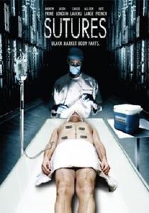 Sutures - Poster / Capa / Cartaz - Oficial 1