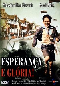 Esperança e Glória - Poster / Capa / Cartaz - Oficial 3