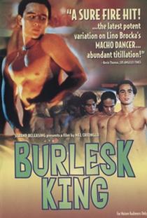 Burlesk King - Poster / Capa / Cartaz - Oficial 1