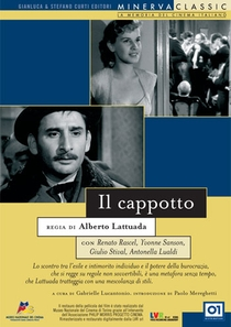O Capote - Poster / Capa / Cartaz - Oficial 1