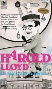 Harold Lloyd - O Gênio Da Comédia - Poster / Capa / Cartaz - Oficial 1