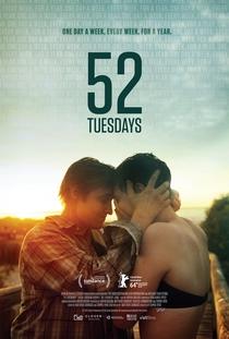 52 Tuesdays - Poster / Capa / Cartaz - Oficial 2