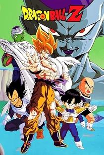 Dragon Ball Z (3ª Temporada) - Poster / Capa / Cartaz - Oficial 2
