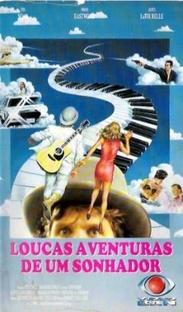 Loucas Aventuras de um Sonhador - Poster / Capa / Cartaz - Oficial 1