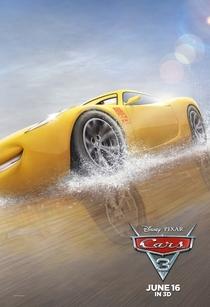 Carros 3 - Poster / Capa / Cartaz - Oficial 12