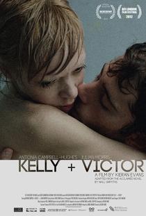 Kelly + Victor - Poster / Capa / Cartaz - Oficial 1