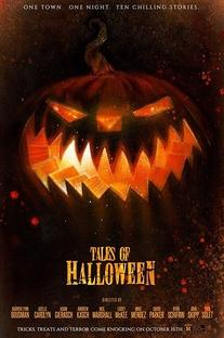 Contos de Halloween - Poster / Capa / Cartaz - Oficial 3