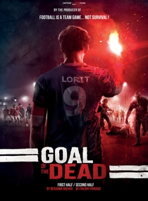Goal of the Dead - Poster / Capa / Cartaz - Oficial 3
