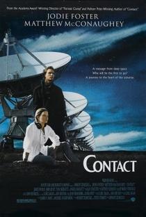 Contato - Poster / Capa / Cartaz - Oficial 1