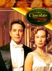 Chocolate com Pimenta - Poster / Capa / Cartaz - Oficial 5