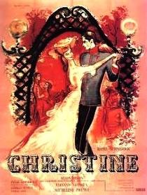 Cristina - Poster / Capa / Cartaz - Oficial 2