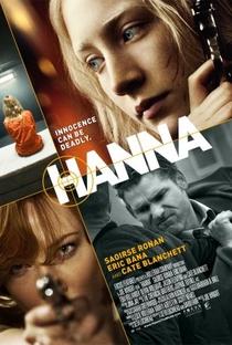 Hanna - Poster / Capa / Cartaz - Oficial 4