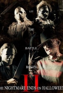 The Nightmare Ends on Halloween 2 - Poster / Capa / Cartaz - Oficial 1