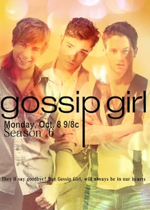 Gossip Girl: A Garota do Blog (6ª Temporada) - Poster / Capa / Cartaz - Oficial 10