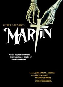 Martin - Poster / Capa / Cartaz - Oficial 2