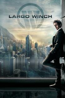 O Invencível - Largo Winch - Poster / Capa / Cartaz - Oficial 1