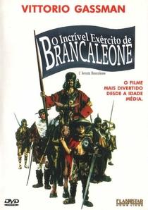 O Incrível Exército de Brancaleone - Poster / Capa / Cartaz - Oficial 3