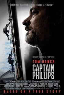 Capitão Phillips - Poster / Capa / Cartaz - Oficial 8