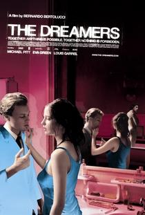 Os Sonhadores - Poster / Capa / Cartaz - Oficial 7