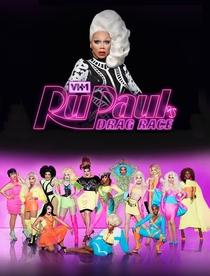RuPaul's Drag Race (10ª Temporada) - Poster / Capa / Cartaz - Oficial 2