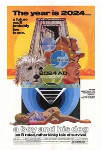 O Menino e seu Cachorro - Poster / Capa / Cartaz - Oficial 1