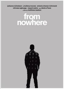 From Nowhere - Poster / Capa / Cartaz - Oficial 1