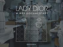 Lady Dior Web Documentary - Poster / Capa / Cartaz - Oficial 2