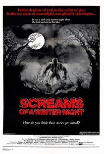 Screams of a Winter Night - Poster / Capa / Cartaz - Oficial 1