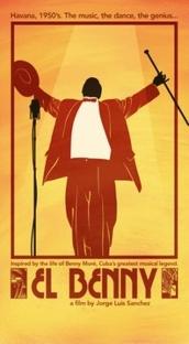 El Benny - Poster / Capa / Cartaz - Oficial 1