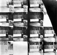 Man Walking Around the Corner - Poster / Capa / Cartaz - Oficial 1