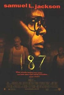 187 - O Código - Poster / Capa / Cartaz - Oficial 3