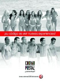 Código Postal - Poster / Capa / Cartaz - Oficial 1