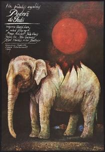 Passagem para a Índia - Poster / Capa / Cartaz - Oficial 7