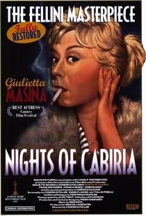 Noites de Cabíria - Poster / Capa / Cartaz - Oficial 13