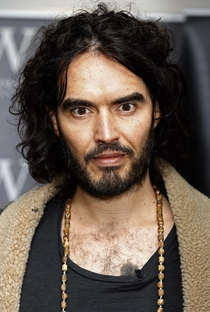 Russell Brand - Poster / Capa / Cartaz - Oficial 1