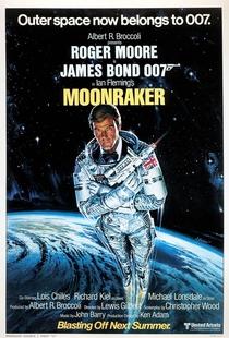 007 - Contra o Foguete da Morte - Poster / Capa / Cartaz - Oficial 9