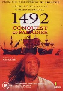1492 - A Conquista do Paraíso - Poster / Capa / Cartaz - Oficial 4