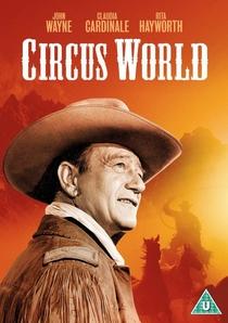 O Mundo do Circo - Poster / Capa / Cartaz - Oficial 2