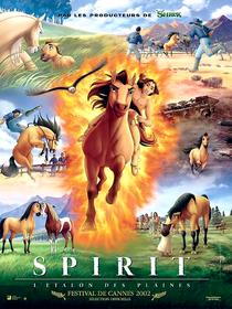 Spirit, o Corcel Indomável - Poster / Capa / Cartaz - Oficial 7