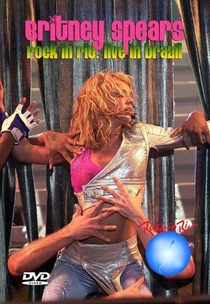 Britney Spears: Rock in Rio 2001 - Poster / Capa / Cartaz - Oficial 1