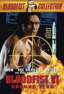 A Vingança de um Kickboxer 6 - O Desafio Final - Poster / Capa / Cartaz - Oficial 1