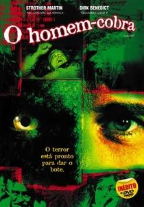 O Homem Cobra - Poster / Capa / Cartaz - Oficial 3