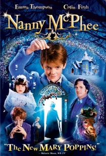 Nanny McPhee - A Babá Encantada - Poster / Capa / Cartaz - Oficial 8
